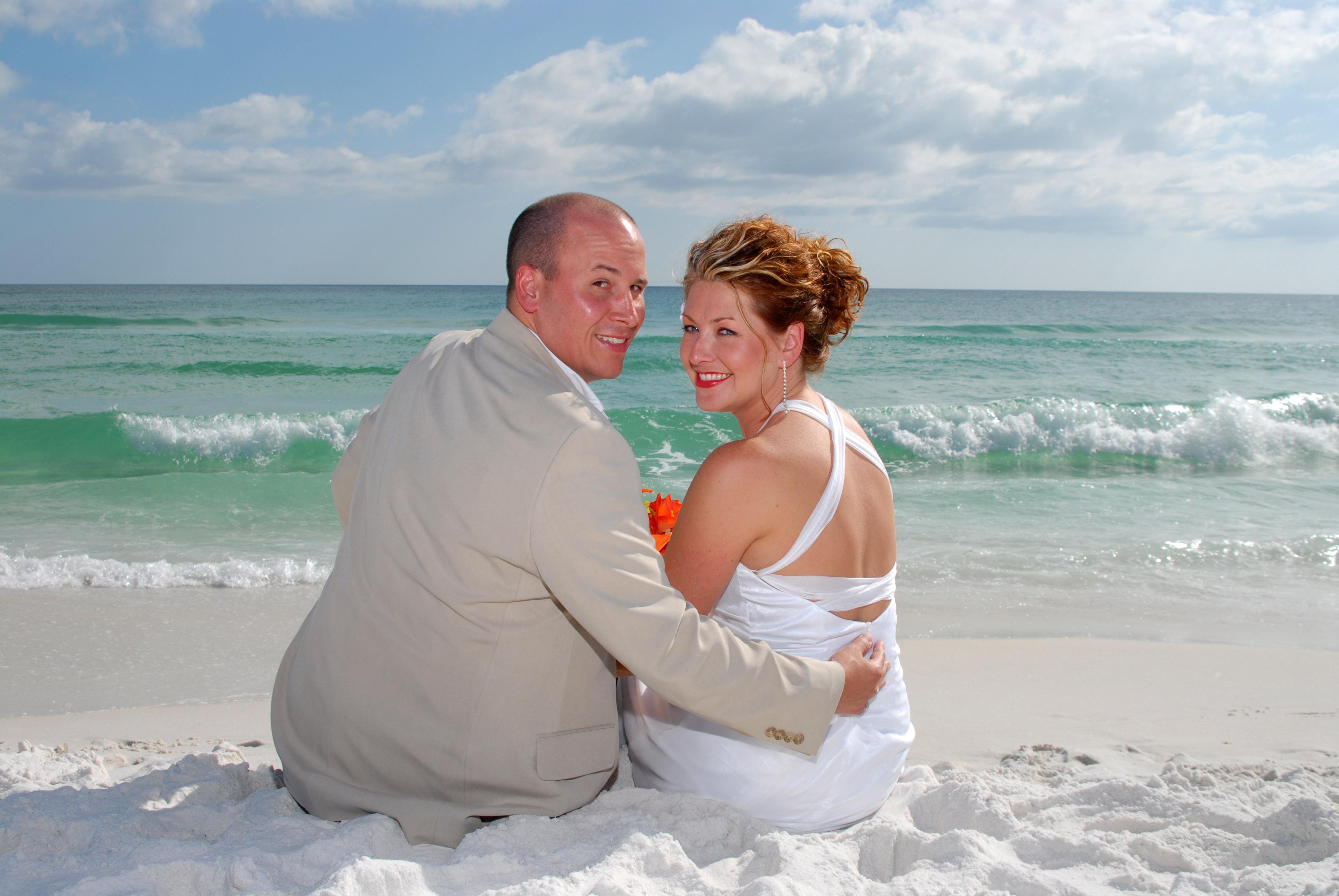 Sunkissed Weddings Cocoa Beach Clearwater Florida Daytona