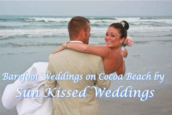 Cocoa Beach Wedding by Sun Kissed Weddings