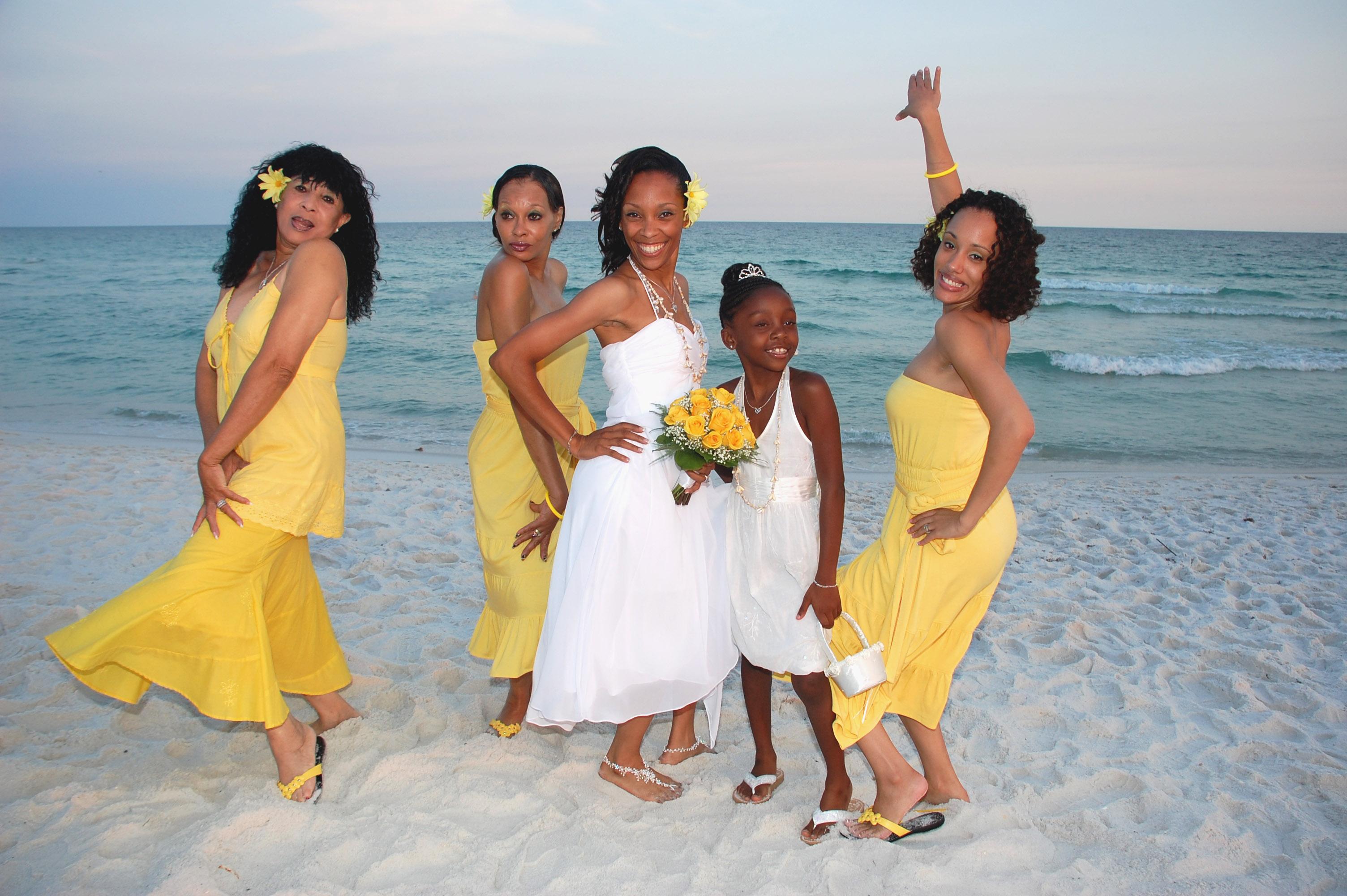 Florida Beach Weddings By Barefoot Weddings