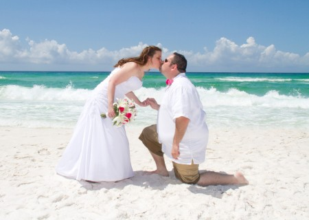 Affordable Barefoot Beach Weddings in Florida