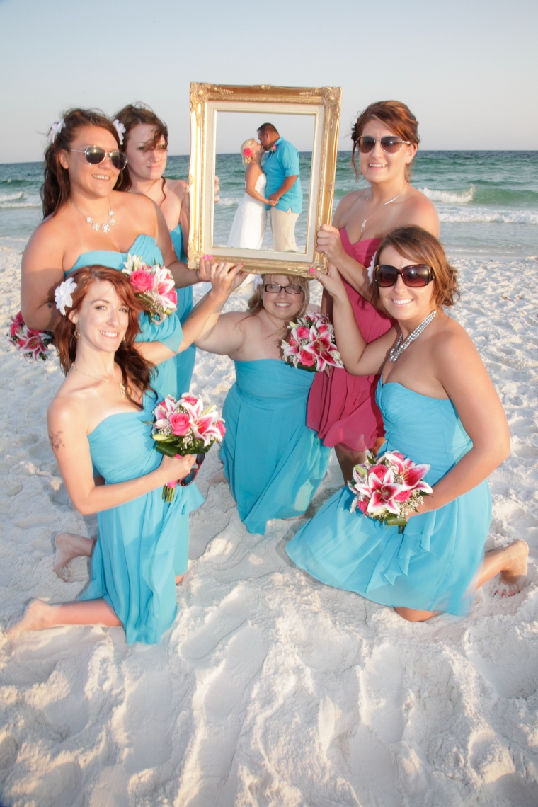 Fun, affordable beach weddings in Destin Florida