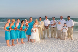 destin fl beach wedding