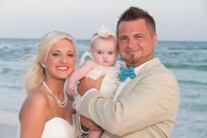 florida beach wedding 1