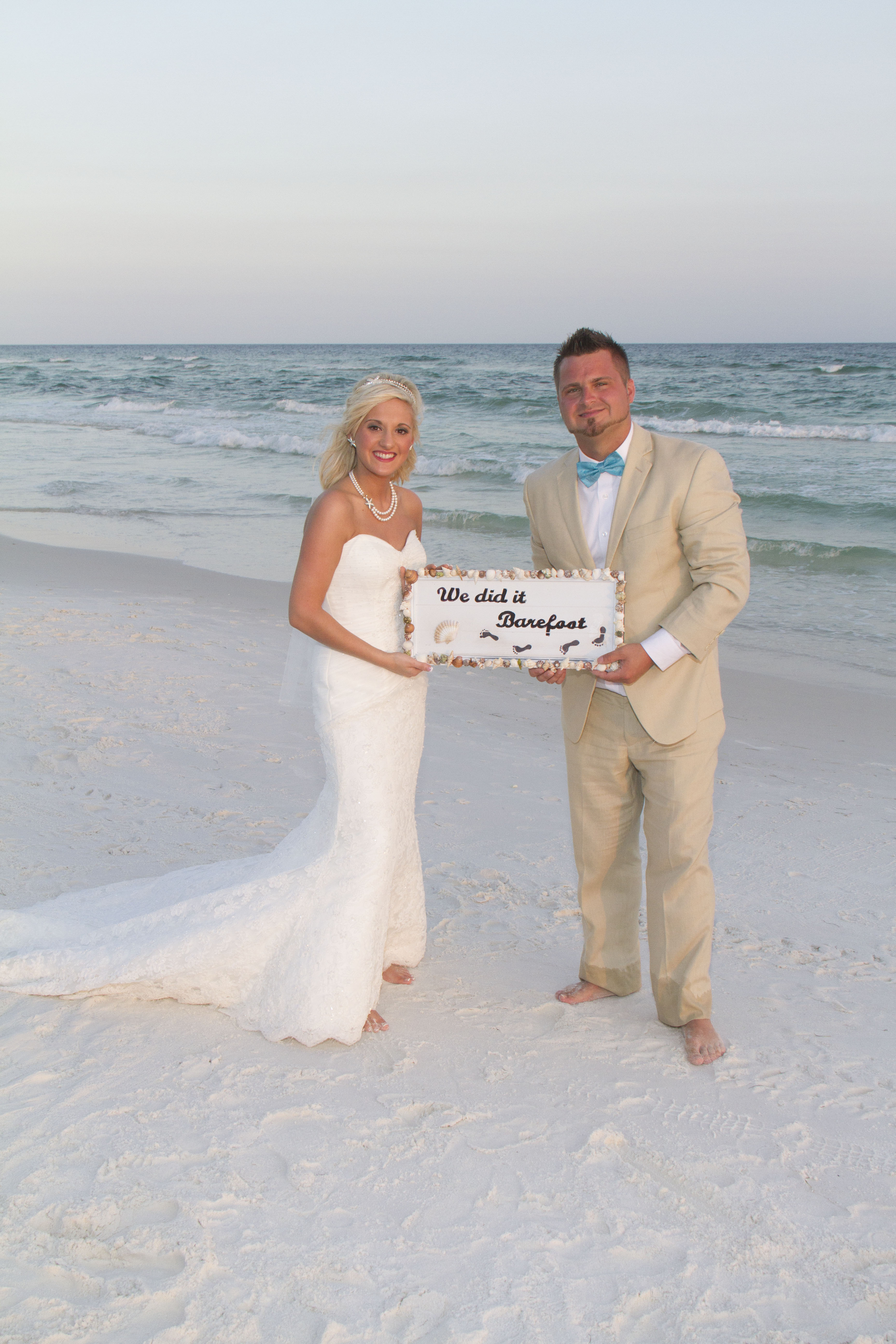 Barefoot Weddings® – Barefoot Weddings- Beach Weddings in Florida ...