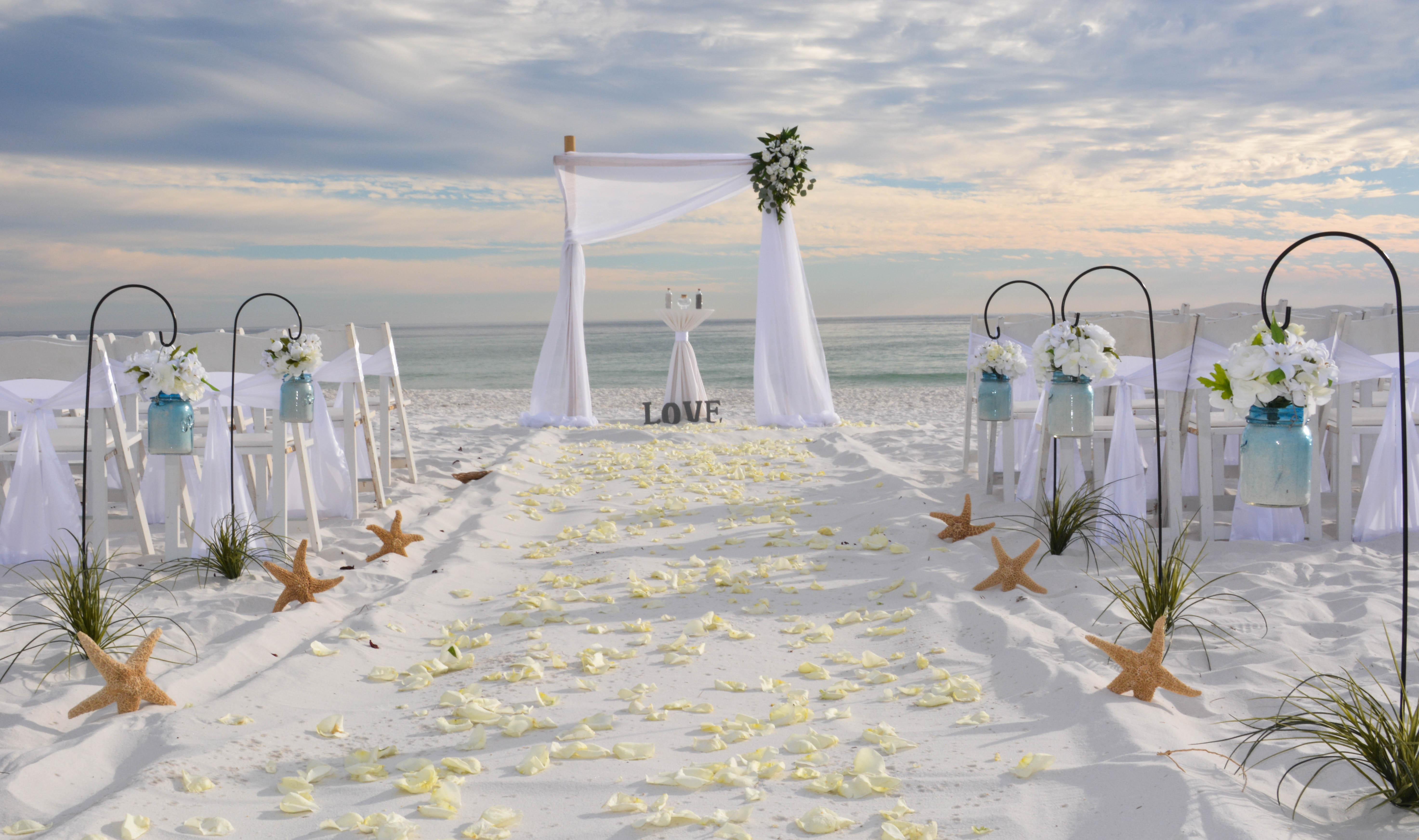 Now Accepting 2018 2019 Barefoot Beach Wedding Reservations